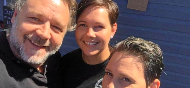 YOU betcha Russell Crowe is still that much of a 'down to earth' Aussie that he'd order coffee from a van – particularly if it's supporting a… Read more…